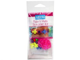 150 Units of Neon Make And Share Bracelet Kit - Bracelets
