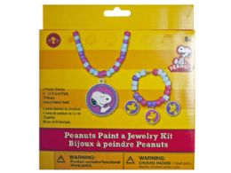 144 Units of peanuts bracelet kit - Bracelets