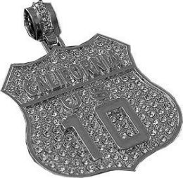 48 Units of Pendant California Dog Tag - Pet Collars and Leashes