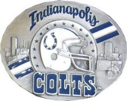6 Units of Indianapolis Colts Belt Buckle - Belt Buckles