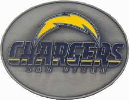 6 Units of San Diego Chargers Belt Buckle - Belt Buckles