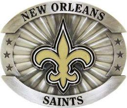 6 Units of New Orleans Saints Belt Buckle - Belt Buckles