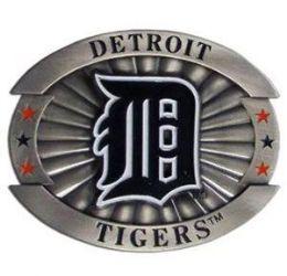 6 Units of Detroit Tigers Belt Buckle - Belt Buckles
