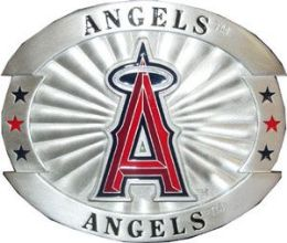 6 Units of Anaheim Angels Belt Buckle - Belt Buckles