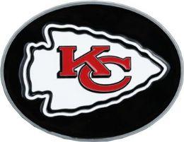 3 Units of Kansas City Chiefs Belt Buckle - Belt Buckles