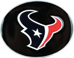 3 Units of Houston Texans Belt Buckle - Belt Buckles