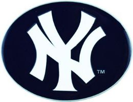 3 Units of New York Yankees Belt Buckle - Belt Buckles