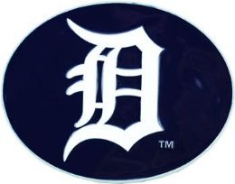3 Units of Detroit Tigers Belt Buckle - Belt Buckles