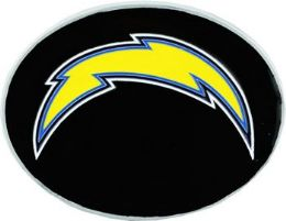3 Units of San Diego Chargers Belt Buckle - Belt Buckles