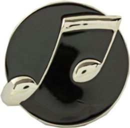 4 Units of Music Note Belt Buckle - Belt Buckles