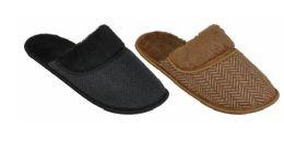 24 Units of Bulk Men Slippers - Men's Slippers