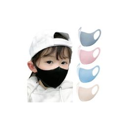 48 Units of Kids Reusable Non Medical Elastic Face Cover - Face Mask