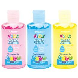 48 Units of 2 Pack Kids Hand Sanitizer Aloe - Hand Sanitizer