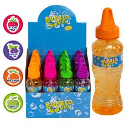 32 Units of Bubbles 8 Oz Bottle Scented With Wand - Bubbles