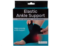 18 Units of Elastic Ankle Support - Fitness and Athletics