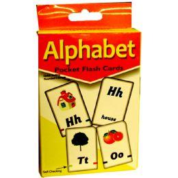 48 Units of Flash Cards - Alphabet A-Z - Teacher & Student