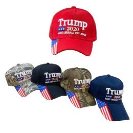 24 Units of Wholesale TRUMP 2020 Hat Make Liberals Cry Again - Baseball Caps & Snap Backs