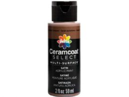 72 Units of 2 oz. ceramcoat select multi-surface acrylic paint in autum - Store