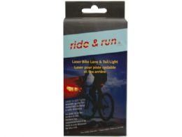 72 Units of laser bike tail light - Store