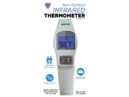 3 Units of Infrared Forehead Thermometer No Touch Thermometer - Thermometer