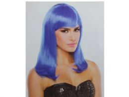 12 Units of chique wig-blue long - Store