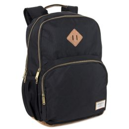 "24 Units of 19 Inch Premium Backpack Double Compartment With Laptop Sleeve - Backpacks 18"" or Larger"