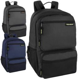 "24 Units of Trailmaker 19 Inch Renegade Backpack - Backpacks 18"" or Larger"