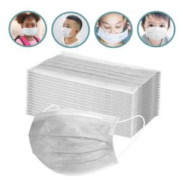 200 Units of Children's 3 Ply Disposable Protection Masks - Face Mask