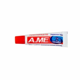 200 Units of Peppermint Toothpaste Travel Size - Toothbrushes and Toothpaste