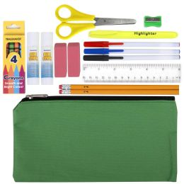 48 Units of Remote Learning 18 Piece School Supply Kit - School Supply Kits