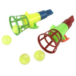 100 Units of Basket Launcher With Built In Whistle - Light Up Toys