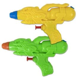100 Units of Water Blaster Laser Gun With Recapable Tank - Water Guns