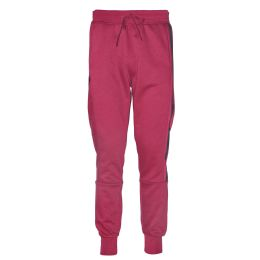 12 Units of Mens Jogger Sweatpants With Drawstring In Red - Mens Sweatpants