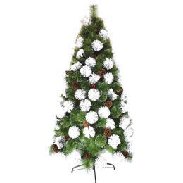 4 Units of 6 Foot Xmas Tree - Christmas Decorations