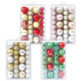 6 Units of Xmas Ball Ornament - Christmas Ornament