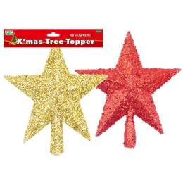 96 Units of Xmas Tree Topper - Christmas Ornament