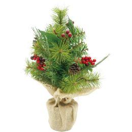 24 Units of Xmas Tree Plant - Christmas Decorations
