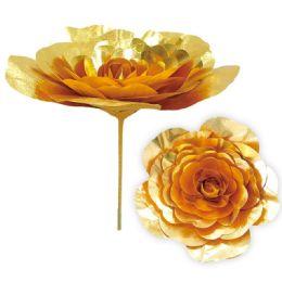 24 Units of Xmas Shiny Rose Gold - Christmas Decorations