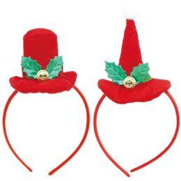 96 Units of Xmas Headband - Christmas Decorations