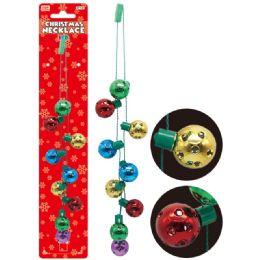 48 Units of Xmas LED Necklace - Christmas Decorations