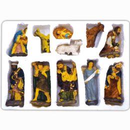 24 Units of Religious Nativity Scene - Christmas Novelties