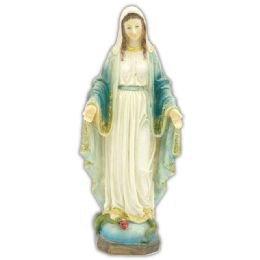 48 Units of Virgin Mary Figurine - Christmas Novelties