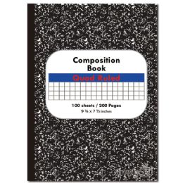 48 Units of Quad Ruled Composite Book - Notebooks