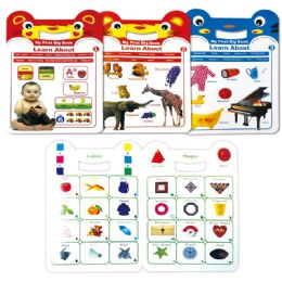 96 Units of Baby Learning Book - Coloring & Activity Books