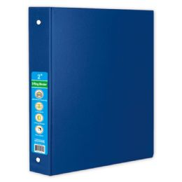 36 Units of Hard Cover Binder In Blue - Clipboards and Binders