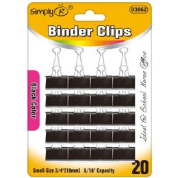 96 Units of Binder Clip - Clips and Fasteners