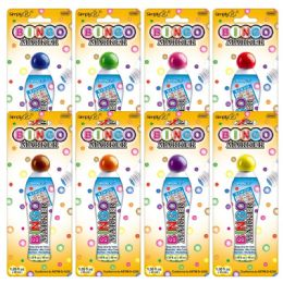 96 Units of Bingo Marker Assorted - Markers and Highlighters
