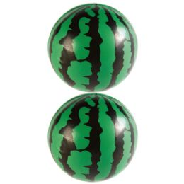 120 Units of 2 Piece Watermelon Balls - Balls