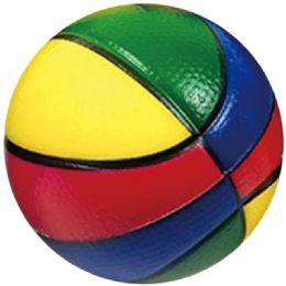 96 Units of 4 Inch Colorful Ball - Balls