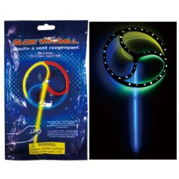 72 Units of Glow Windmill - LED Party Supplies